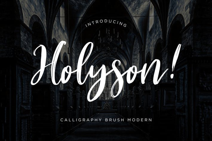 Thumbnail for Holyson Calligraphy Brush