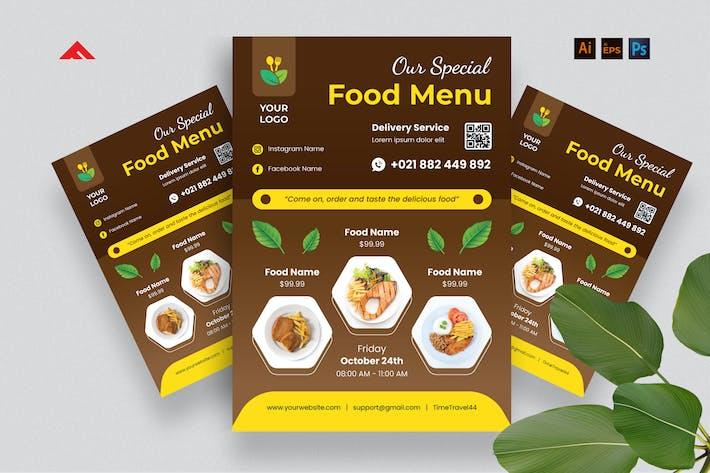 Affiche Alimentaire