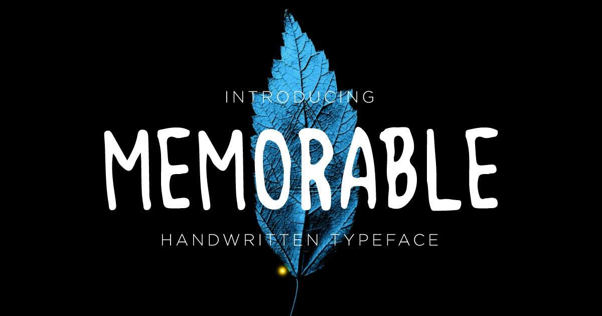 Download Memorable by Cotbada-studio