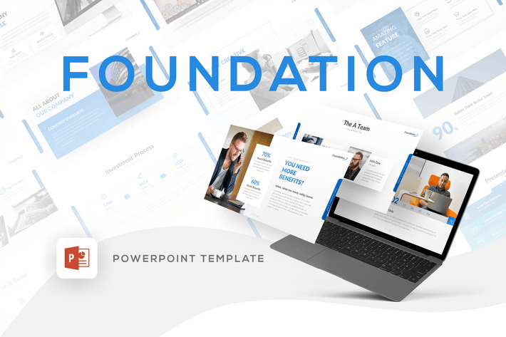 Thumbnail for Foundation Business Presentation