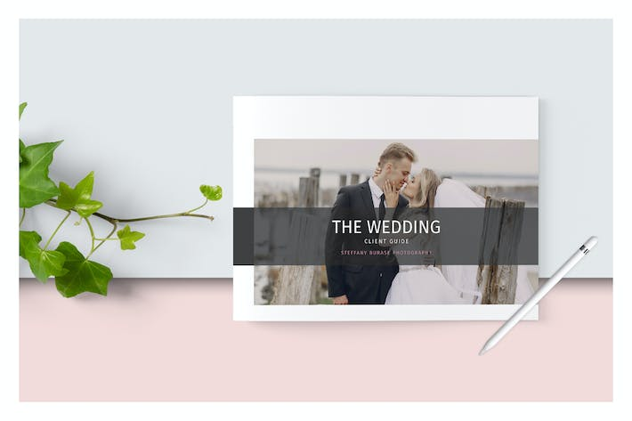 Thumbnail for Wedding Photography Client Guide