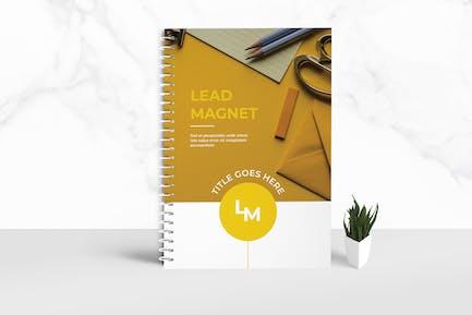 Lead-Magnet-ArbeitsmappenVorlage