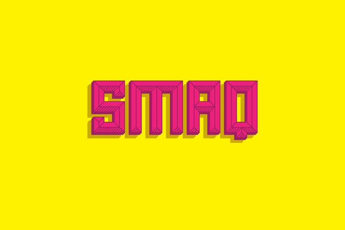 Cover Image For Smaq