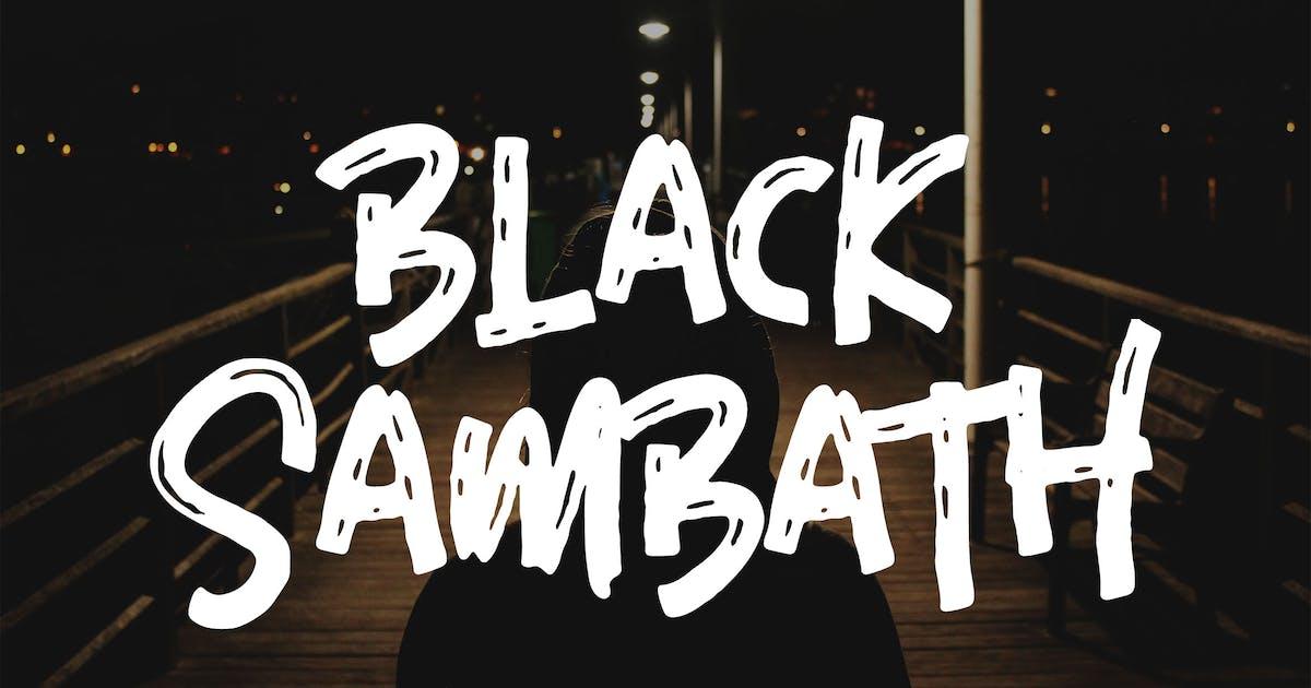 Download Black Sambath by shirongampus