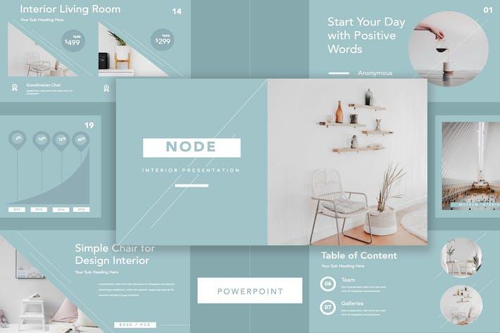 Node Furniture Powerpoint Presentation