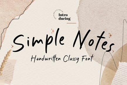 Simple Notes Business Instagram Fuente