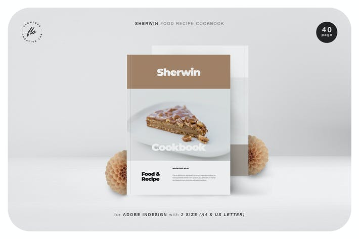 Thumbnail for Sherwin Food Recipe Cookbook