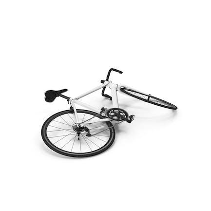 Дорожный велосипед укладка вниз