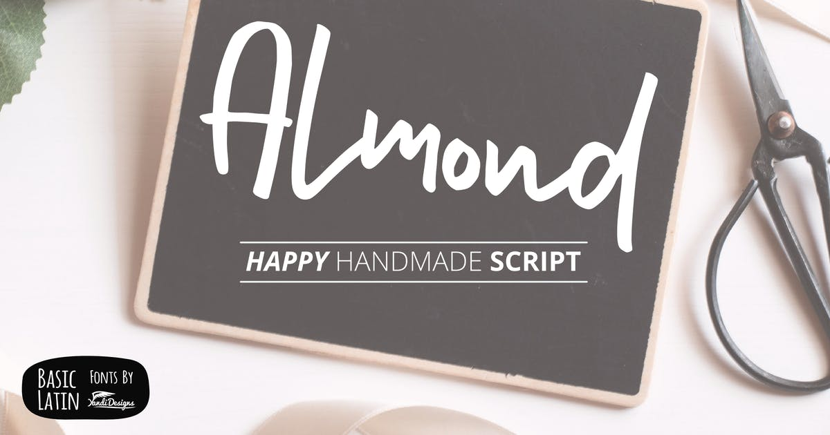 Download Almond Font by yandidesigns