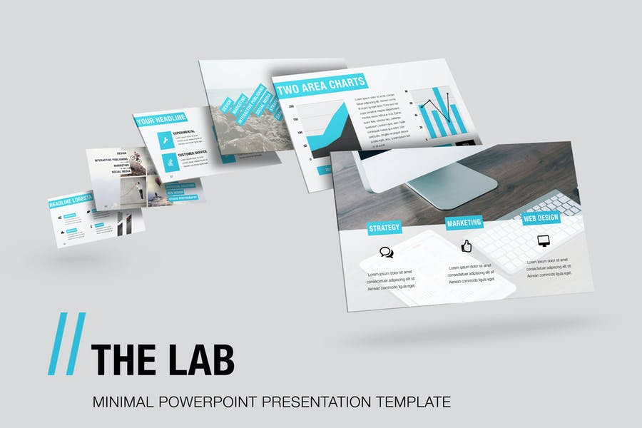 The Lab (Powerpoint Version)