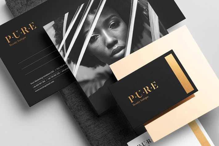 Thumbnail for Pure Branding Mockup Vol. 2
