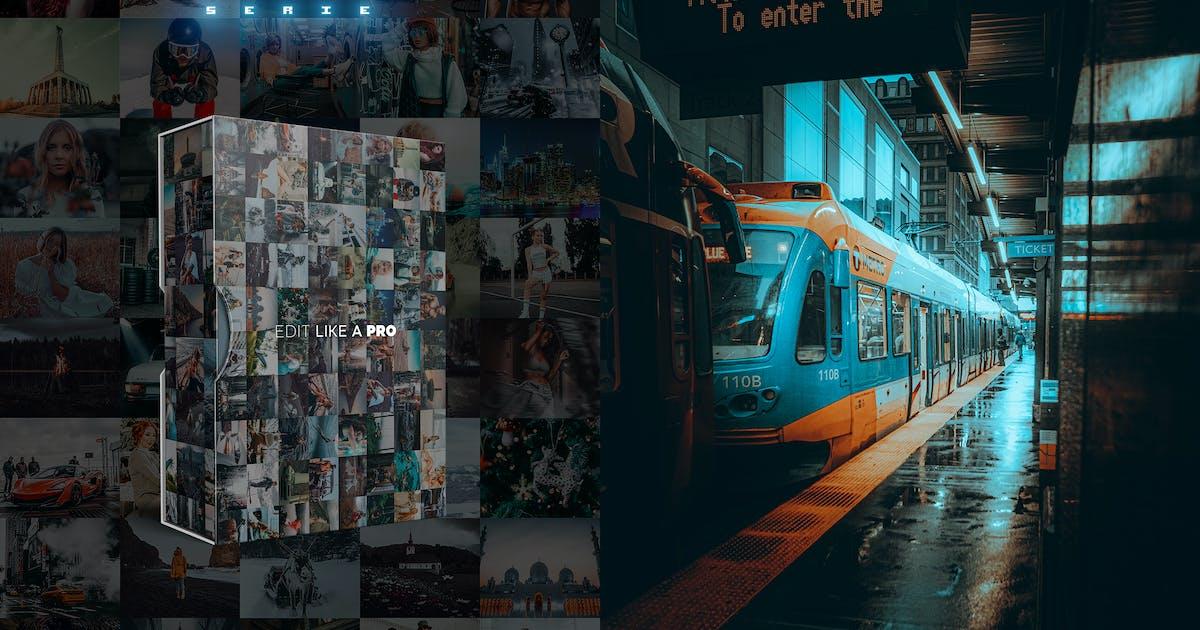 Download Edit Like A PRO 22th - Photoshop & Lightroom by SupremeTones