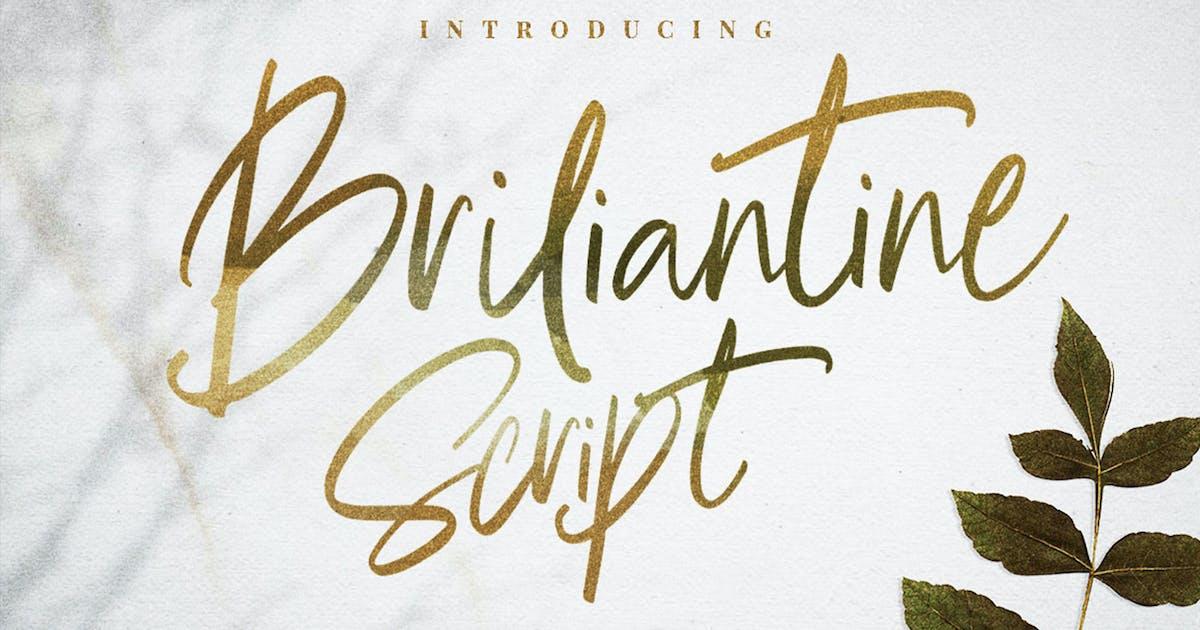 Download Briliantine Cute Classy, Modern Stylish Script by putra_khan