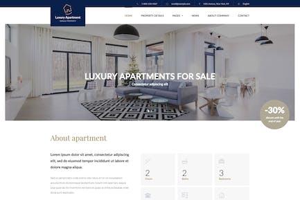 Luxury Apartment - Single property