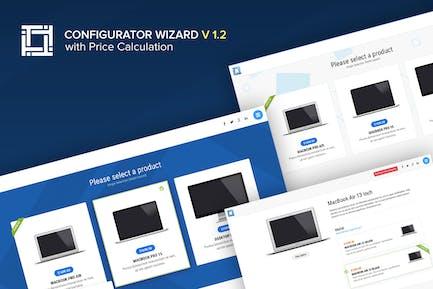 Configurator - Working Configurator Wizard