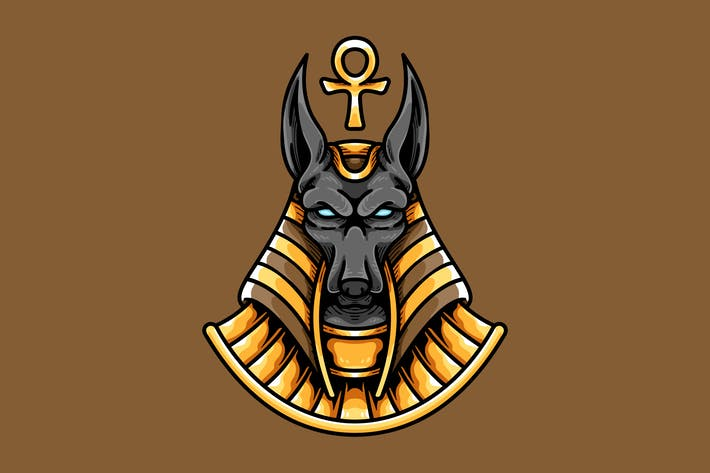 Anubis And Ankh