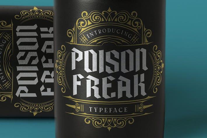 Thumbnail for Poison Freak