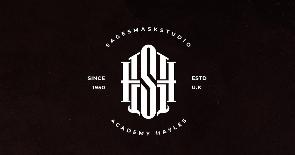 Download HAS Monogram Logo by sagesmask