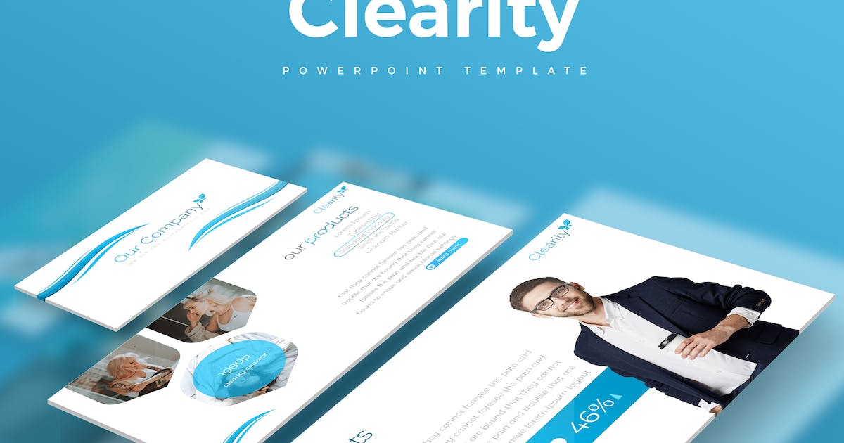 Download Clearity - Powerpoint Template by aqrstudio