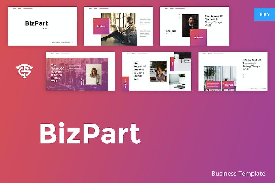 BizPart Business - Keynote