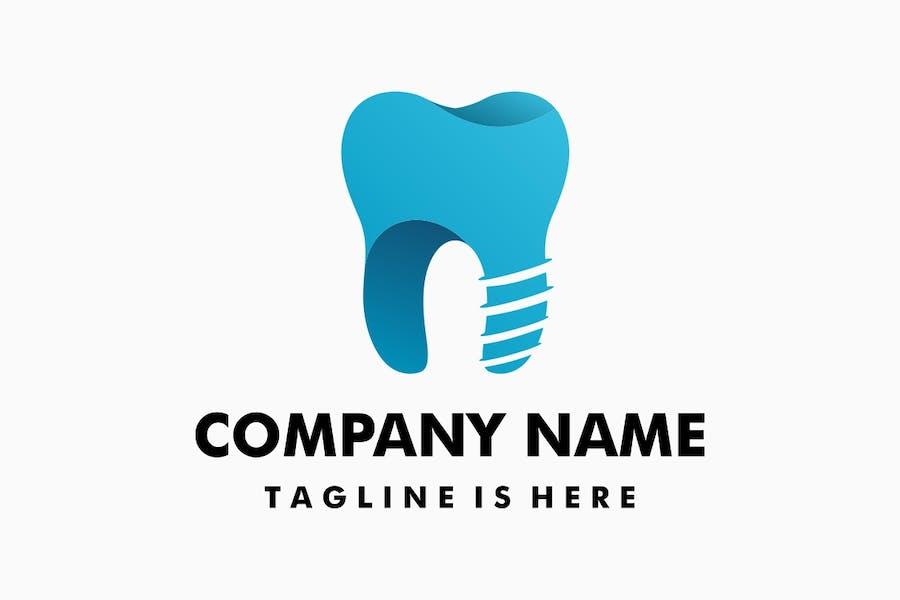 Dental Implant Logo