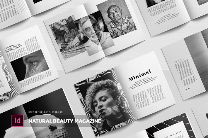 Thumbnail for Natural Beauty | Magazine