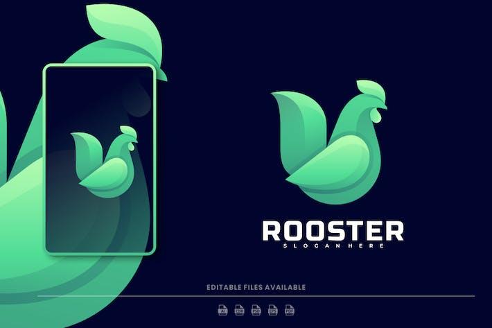 Rooster Gradient Logo