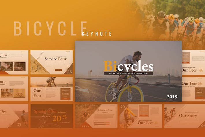 Thumbnail for Bicycle Services Keynote Presentation