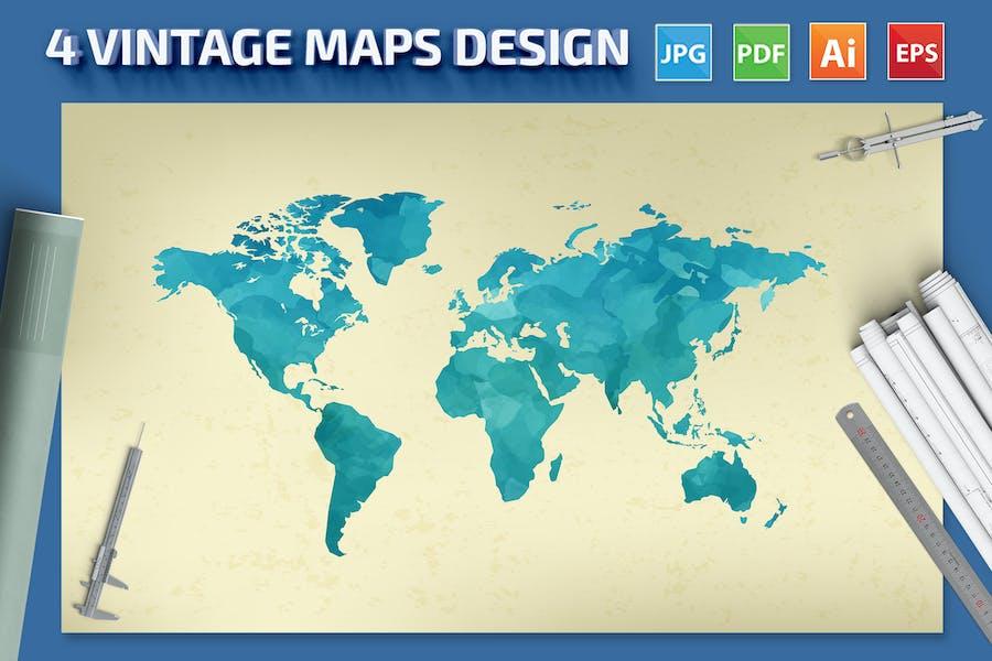 Maps 4 Version