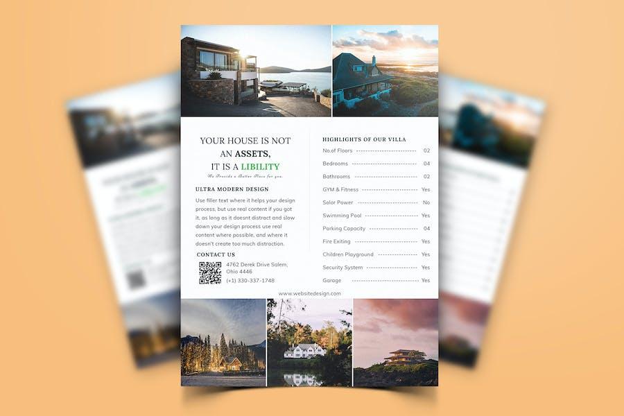 Real Estate Property Flyer-14