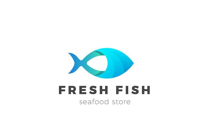 Fish Logo Seafood design