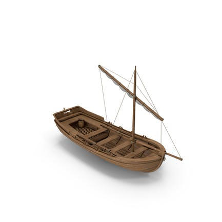 Bote salvavidas medieval