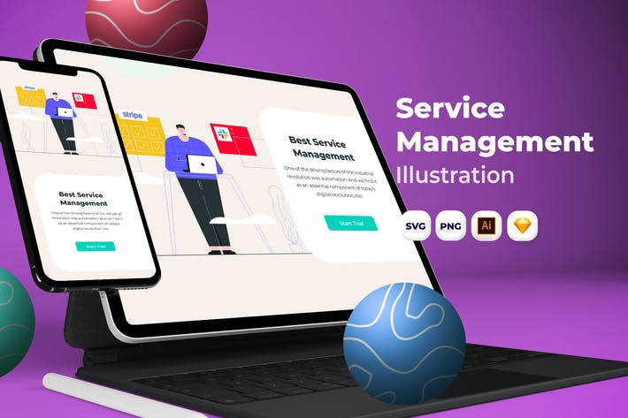 Thumbnail for Service Management