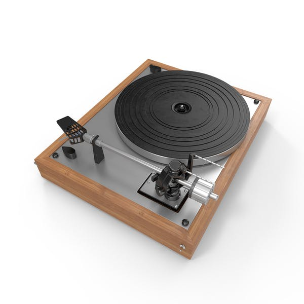 Cover Image for Vintage Turntable