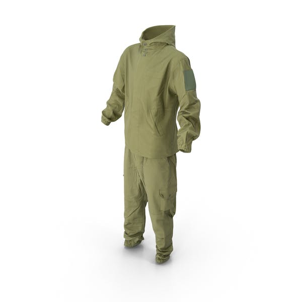 Cover Image for Military Coveralls