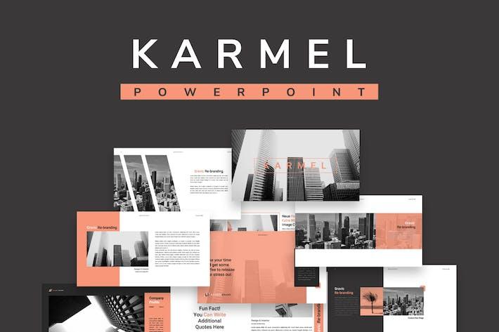 Thumbnail for Karmel Powerpoint