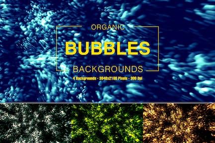 Organic Bubbles