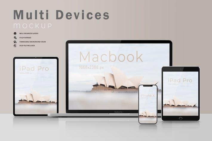 Multi Devices Mockup V.1