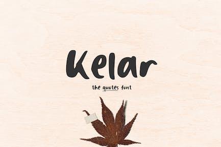 Kelar - La police des citations