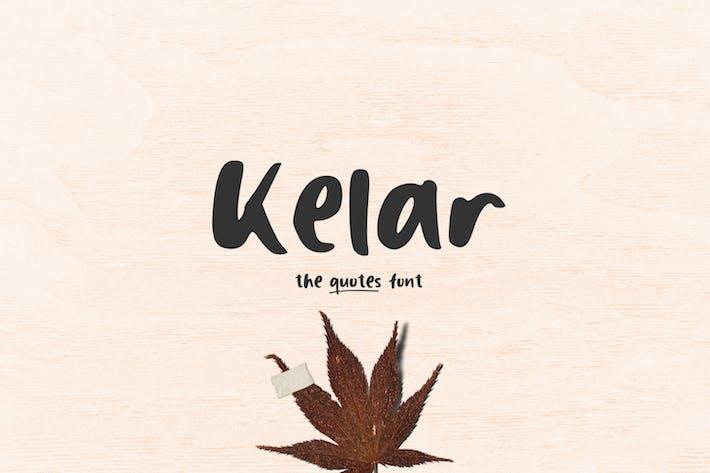 Kelar - La fuente de comillas