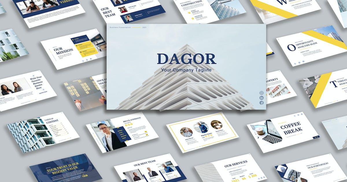 Download Dagor presentation. by celciusdesigns