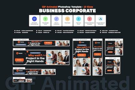 GIF-Banner - Werbebanner für Unternehmen