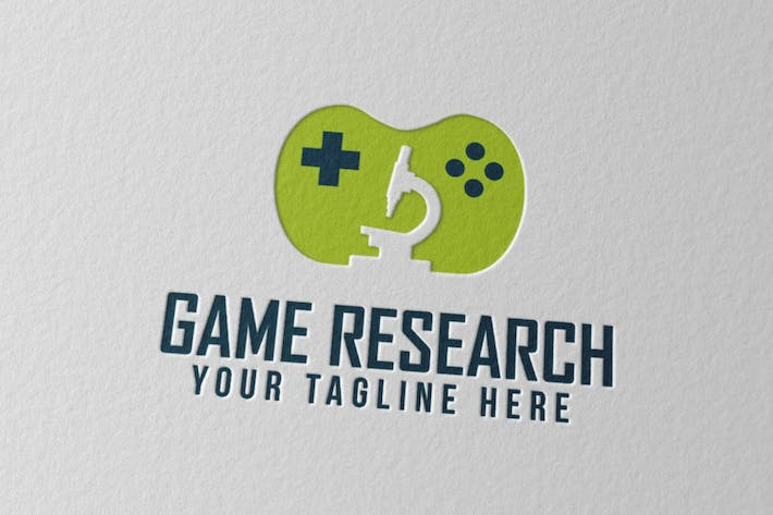 Thumbnail for Game Research Logo