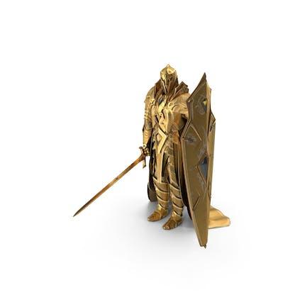 Goldener Ritter