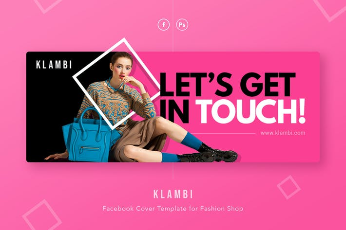 Thumbnail for Klambi - Fashion Shop Facebook Cover Template