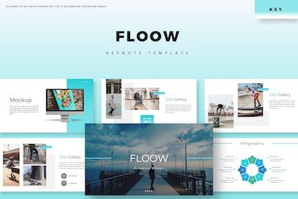 Flow - Keynote Template