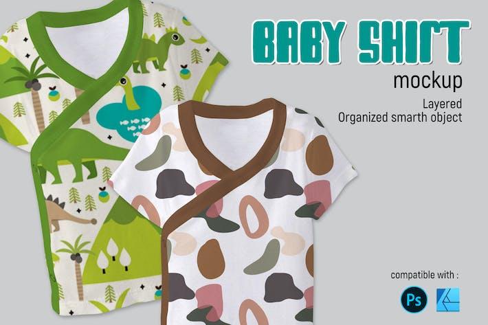 Baby Shirt | Mockup