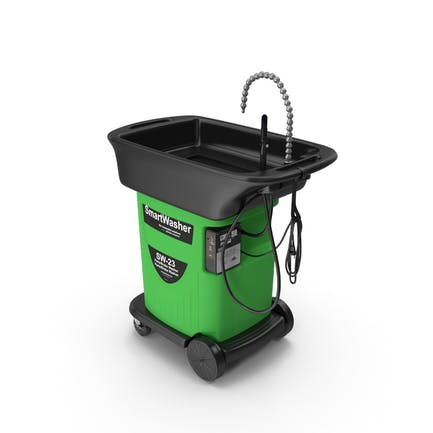 SmartWasher Mobile Parts Washer Kit