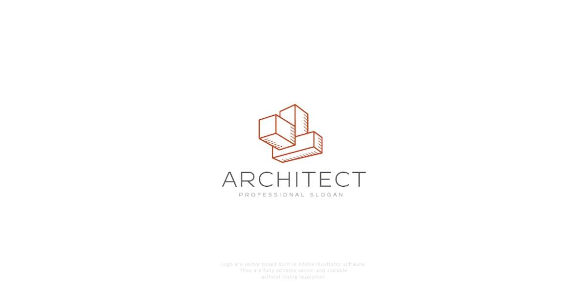 Download Architect Structure Logo by designhatti