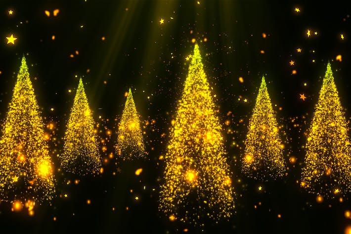 Thumbnail for Christmas Tree Glitters